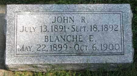 STANAGE, JOHN R. - Yankton County, South Dakota   JOHN R. STANAGE - South Dakota Gravestone Photos