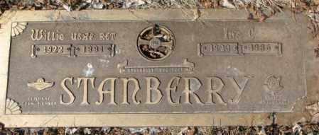 STANBERRY, WILLIE - Yankton County, South Dakota | WILLIE STANBERRY - South Dakota Gravestone Photos