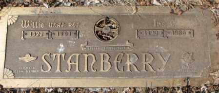 STANBERRY, INA C. - Yankton County, South Dakota | INA C. STANBERRY - South Dakota Gravestone Photos
