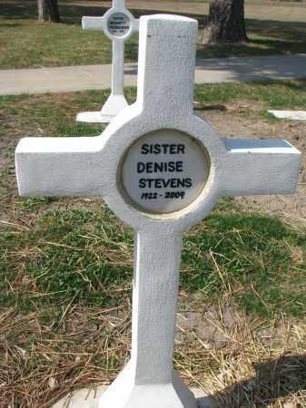 STEVENS, DENISE - Yankton County, South Dakota | DENISE STEVENS - South Dakota Gravestone Photos
