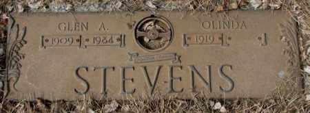 STEVENS, OLINDA - Yankton County, South Dakota | OLINDA STEVENS - South Dakota Gravestone Photos