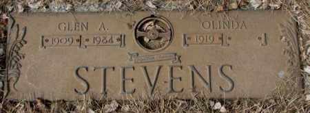 STEVENS, GLEN A. - Yankton County, South Dakota | GLEN A. STEVENS - South Dakota Gravestone Photos