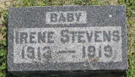 STEVENS, IRENE - Yankton County, South Dakota | IRENE STEVENS - South Dakota Gravestone Photos