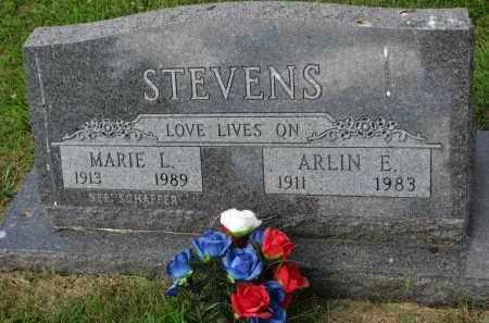 SCHAFFER STEVENS, MARIE L. - Yankton County, South Dakota | MARIE L. SCHAFFER STEVENS - South Dakota Gravestone Photos