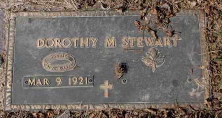 STEWART, DOROTHY M. - Yankton County, South Dakota | DOROTHY M. STEWART - South Dakota Gravestone Photos