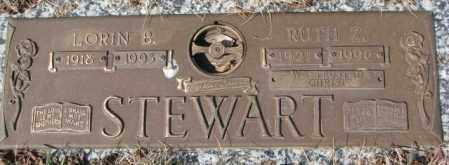 STEWART, RUTH Z. - Yankton County, South Dakota | RUTH Z. STEWART - South Dakota Gravestone Photos