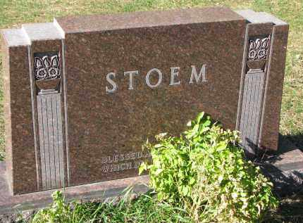 STOEM, FAMILY STONE - Yankton County, South Dakota   FAMILY STONE STOEM - South Dakota Gravestone Photos