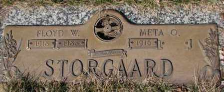 STORGAARD, FLOYD W. - Yankton County, South Dakota | FLOYD W. STORGAARD - South Dakota Gravestone Photos