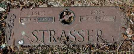 STRASSER, ROSA - Yankton County, South Dakota | ROSA STRASSER - South Dakota Gravestone Photos