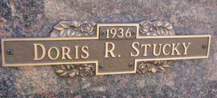 STUCKY, DORIS R. - Yankton County, South Dakota | DORIS R. STUCKY - South Dakota Gravestone Photos