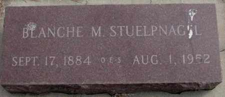 STUELPNAGEL, BLANCHE M. - Yankton County, South Dakota | BLANCHE M. STUELPNAGEL - South Dakota Gravestone Photos