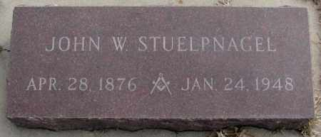 STUELPNAGEL, JOHN W. - Yankton County, South Dakota | JOHN W. STUELPNAGEL - South Dakota Gravestone Photos