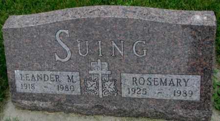 SUING, ROSEMARY - Yankton County, South Dakota | ROSEMARY SUING - South Dakota Gravestone Photos