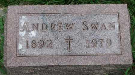 SWAN, ANDREW - Yankton County, South Dakota | ANDREW SWAN - South Dakota Gravestone Photos