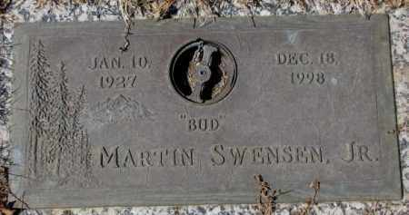 SWENSEN, MARTIN JR. - Yankton County, South Dakota | MARTIN JR. SWENSEN - South Dakota Gravestone Photos