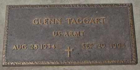 TAGGART, GLENN (MILITARY) - Yankton County, South Dakota | GLENN (MILITARY) TAGGART - South Dakota Gravestone Photos