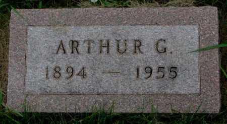 TAGUE, ARTHUR G. - Yankton County, South Dakota | ARTHUR G. TAGUE - South Dakota Gravestone Photos