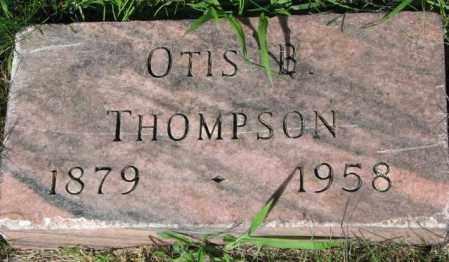 THOMPSON, OTIS B. - Yankton County, South Dakota | OTIS B. THOMPSON - South Dakota Gravestone Photos