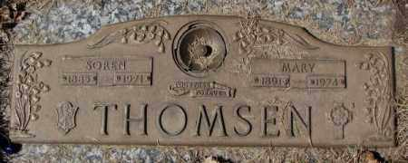 THOMSEN, MARY - Yankton County, South Dakota | MARY THOMSEN - South Dakota Gravestone Photos
