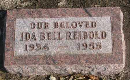 REIBOLD, IDA BELL - Yankton County, South Dakota | IDA BELL REIBOLD - South Dakota Gravestone Photos