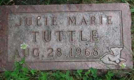 TUTTLE, JULIE MARIE - Yankton County, South Dakota | JULIE MARIE TUTTLE - South Dakota Gravestone Photos