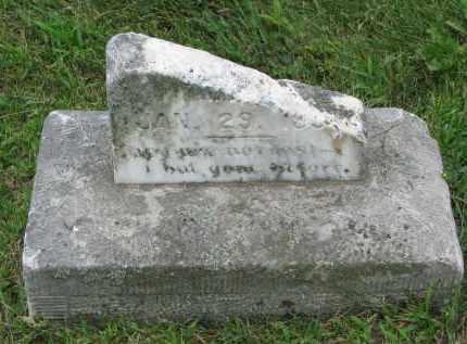 UNKNOWN, UKNOWN - Yankton County, South Dakota | UKNOWN UNKNOWN - South Dakota Gravestone Photos