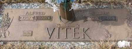 VITEK, LILLIAN - Yankton County, South Dakota | LILLIAN VITEK - South Dakota Gravestone Photos