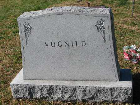 VOGNILD, FAMILY STONE - Yankton County, South Dakota | FAMILY STONE VOGNILD - South Dakota Gravestone Photos