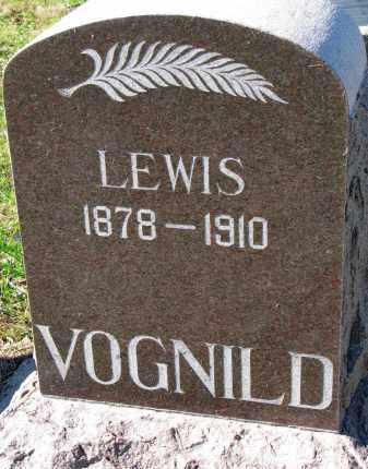 VOGNILD, LEWIS - Yankton County, South Dakota | LEWIS VOGNILD - South Dakota Gravestone Photos