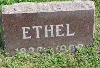 VOLIN, ETHEL - Yankton County, South Dakota | ETHEL VOLIN - South Dakota Gravestone Photos