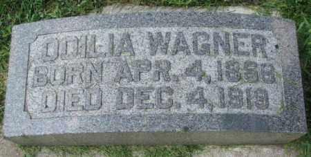 WAGNER, DOILIA - Yankton County, South Dakota   DOILIA WAGNER - South Dakota Gravestone Photos