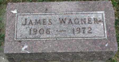 WAGNER, JAMES - Yankton County, South Dakota | JAMES WAGNER - South Dakota Gravestone Photos