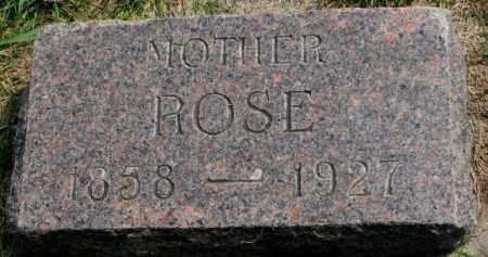 WALPOLE, ROSE - Yankton County, South Dakota | ROSE WALPOLE - South Dakota Gravestone Photos