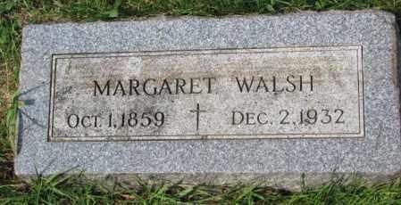 WALSH, MARGARET - Yankton County, South Dakota | MARGARET WALSH - South Dakota Gravestone Photos