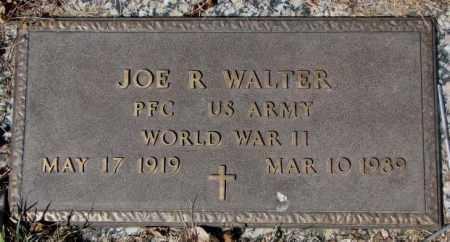 WALTER, JOE R. - Yankton County, South Dakota | JOE R. WALTER - South Dakota Gravestone Photos