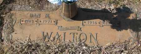 WALTON, EVELYN M. - Yankton County, South Dakota | EVELYN M. WALTON - South Dakota Gravestone Photos