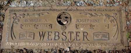 WEBSTER, JOSEPHINE K. - Yankton County, South Dakota   JOSEPHINE K. WEBSTER - South Dakota Gravestone Photos