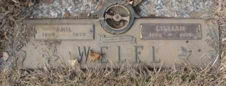 WELFL, LILLIAN - Yankton County, South Dakota | LILLIAN WELFL - South Dakota Gravestone Photos