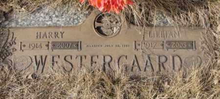 WESTERGAARD, LILLIAN - Yankton County, South Dakota | LILLIAN WESTERGAARD - South Dakota Gravestone Photos
