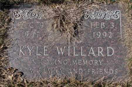 WILLARD, KYLE - Yankton County, South Dakota | KYLE WILLARD - South Dakota Gravestone Photos