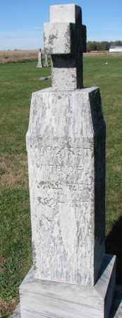 WILLITZER, MARGARET - Yankton County, South Dakota | MARGARET WILLITZER - South Dakota Gravestone Photos