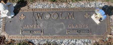 WOOLM, GLADYS - Yankton County, South Dakota | GLADYS WOOLM - South Dakota Gravestone Photos