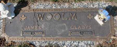 WOOLM, GLADYS - Yankton County, South Dakota | GLADYS WOOLM - South Dakota Gravestone Photos