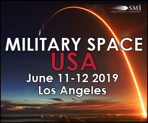 MILITARY SPACE USA, 11TH JUNE TO 12TH JUNE 2019, LOS ANGELES, USA