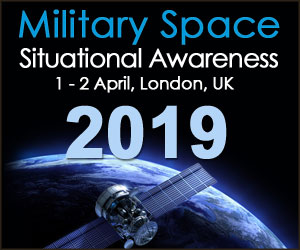Military Space Situational Awareness April 1 - April 2, 2019, London, UK