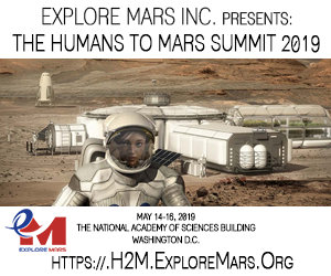 Humans to Mars Summit 2019