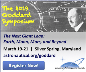The Robert H. Goddard Memorial Symposium