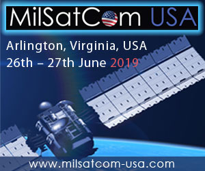 MilSatCom USA conference will return to Washington from the 26th – 27th June 2019