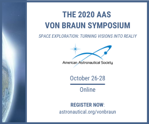 Von Braun Symposium 2020.