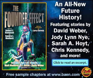 The Founders Effect - Now available
